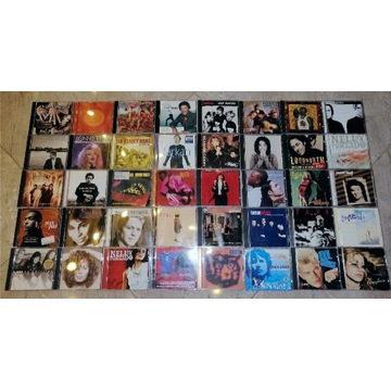 ZESTAW 40 sztuk CD, pakiet nr 1