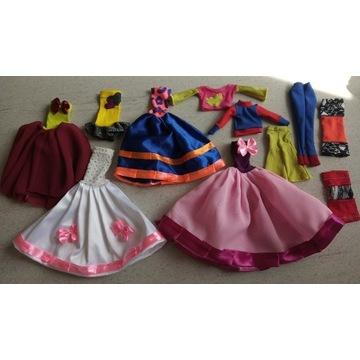 Ubranka dla Barbie nr 2