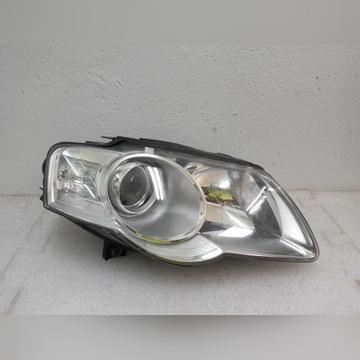 VW PASSAT B6 LAMPA PRAWA HELLA EUROPEJSKA