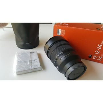 Sony SEL1224G 12-24/4 G 12-24mm F4