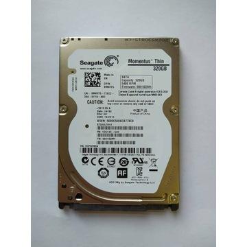 """DYSK TWARDY 320 GB 2,5"""" CALA HDD SATA GW FV23"""