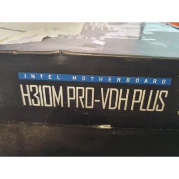 Płyta główna MSI H310M PRO-VHD PLUS PRO SERIES