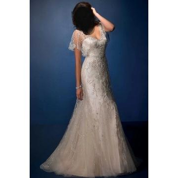Suknia Ślubna Jasmine roz. S / M Nowa