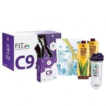 CLEAN9 - detox, oczyszczenie organizmu, dieta