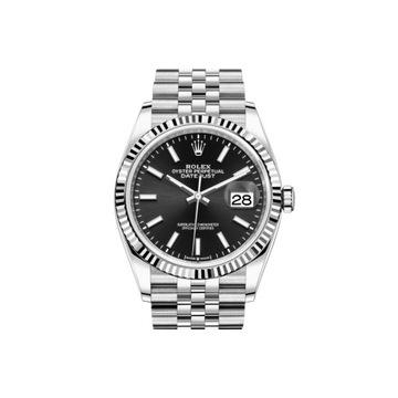NOWY Rolex Datejust 36 2021 126234, jubilee