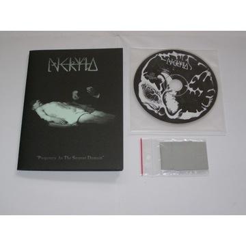 NEKYIA Purgatory As The Serpent Domain CD ambient