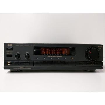 Wzmacniacz mocy stereo JVC AX-E91 analizator widma