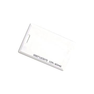 KARTA RFID NIEPROGRAMOWALNA 125KHZ KLUCZ UNIQUE