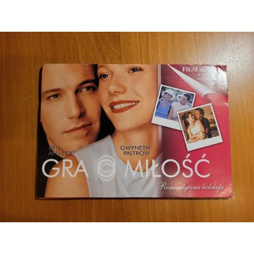 Gra O Miłość 2xVCD lektor