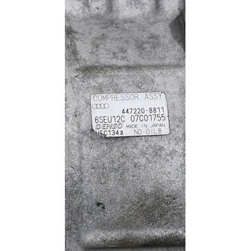 Kompresor klimatyzacji 6seu12c  447220-8811