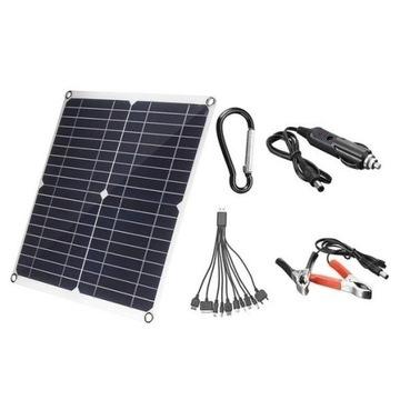 Bateria słoneczna, Panel Solarny 600W 60A Solar