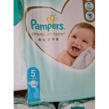 Pampers premium care 5   44szt