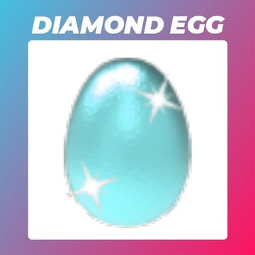 Roblox Adopt Me Diamond Egg