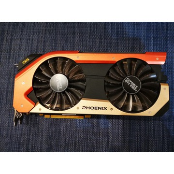 GTX 1080TI GAINWARD PHEONIX Golden Sample Gwarancj