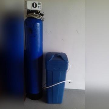 Zmiękczacz wody stacja uzdatniania USTM ST-40