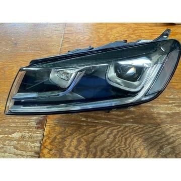 VW TOUAREG  XENON LEWY LED 7P1 941 752 B