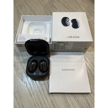 Słuchawki bezprzewodowe Samsung Galaxy Bud Live
