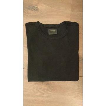 T-shirt Reserved black premium S