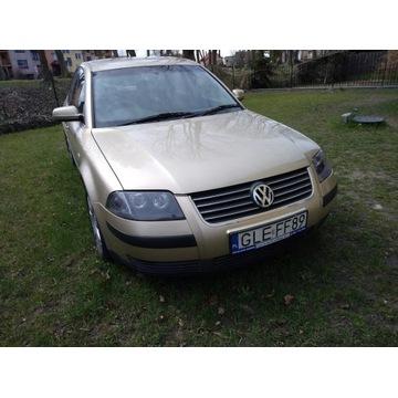 VW PASSAT FL 1,9TDI 160KM