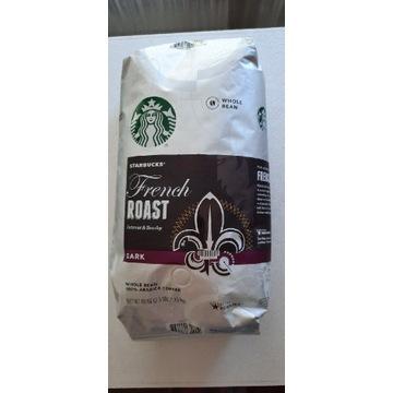 Kawa Starbucks FRENCH ROAST 1.13KG z USA  dark