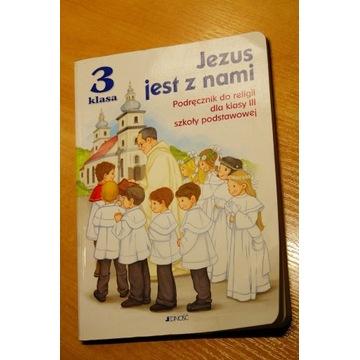 Jezus jest z nami podręcznik religia 3 podstawowa