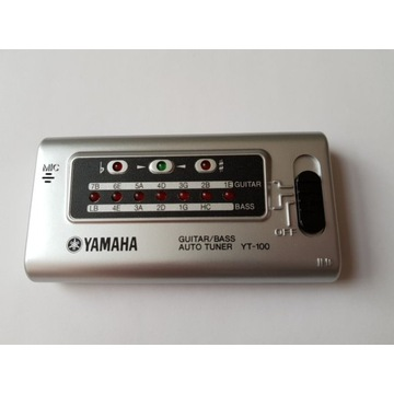 YAMAHA YT-100 - TUNER CHROMATYCZNY