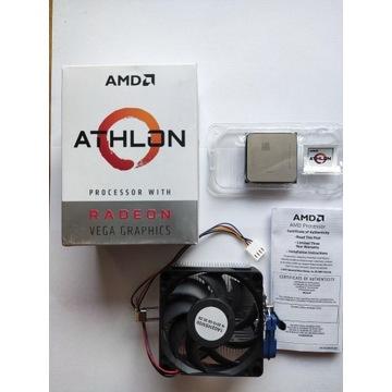 Procesor AMD ATHLON 200GE AM4 BOX !