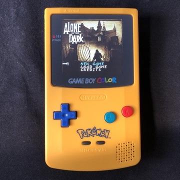 Gameboy Color IPS 15% większy najnowszy model