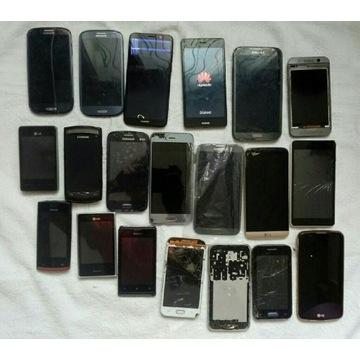 19 telefonów do naprawy