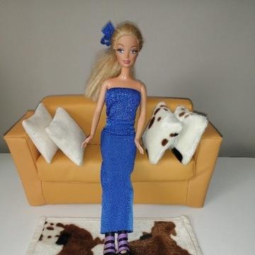 Aukcja charytatywna, meble dla lalki,kanapa, sofa
