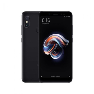 OUTLET Xiaomi Redmi Note 5 3/32 GB Black Czarny