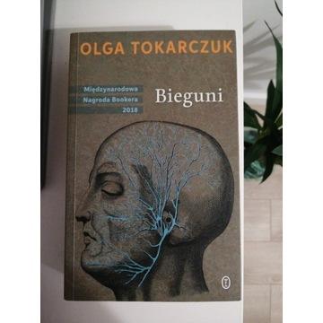 Olga Tokarczuk Bieguni miękka okładka