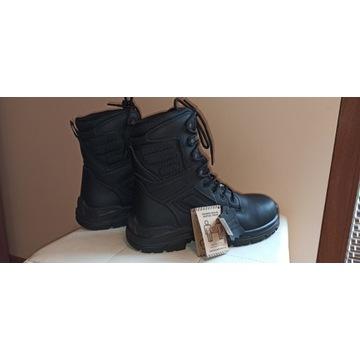 Buty wojskowe Bennon light 01 Black