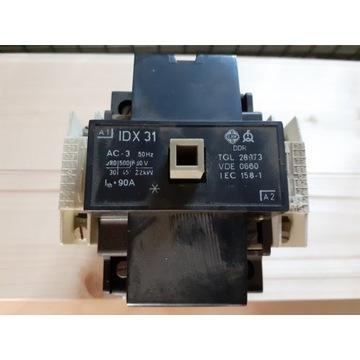 STYCZNIK IDX31 TGL 28973 90A DDR cewka 380V