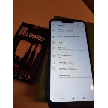 Motorola g7 power 4/64 GB w b. dobrym stanie