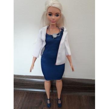 Barbie Kariera Lekarz Lalka Doktor
