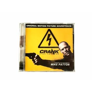 MIKE PATTON - CRANK HIGH VOLTAGE CD Score