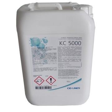 KC 5000 PREPARAT - dezynfekcja pomieszczeń 10 L