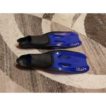 Płetwy do nurkowania, Cancun + bonus (maska)