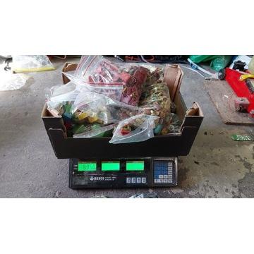 Odzysk srebra złota pallad kondensatory Ok 8.5kg