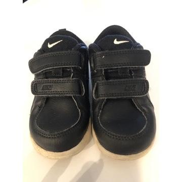 Skórzane buciki Nike r. 23,5