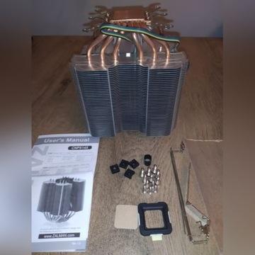 Chłodzenie CPU AMD INTEL Zalman CNPS14X