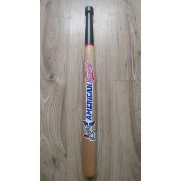 Drewniany Kij Baseballowy Bukowy 72CM