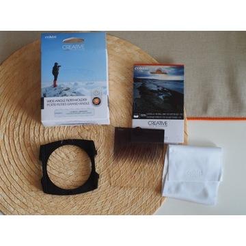 Zestaw Cokin filtr 121s ND8 + holder BPW400A
