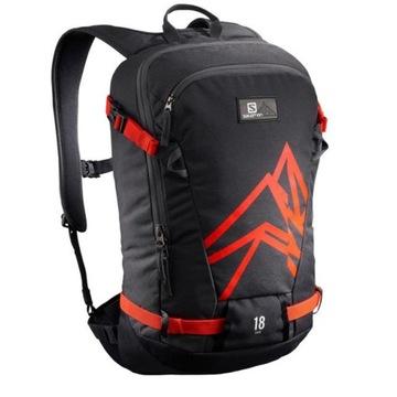 Nowy plecak trekkingowo-miejski Salomon Side 18