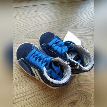 Primigi roz. 20 buty buciki dla chłopca nowe