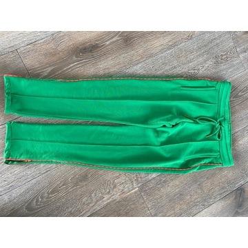 Femi Stories  xs zielone  spodnie dresy