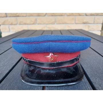 czapka nkvd