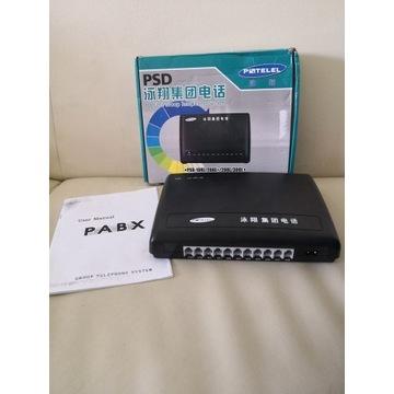 Grupowy system telefoniczny PSD-108L POTELEL