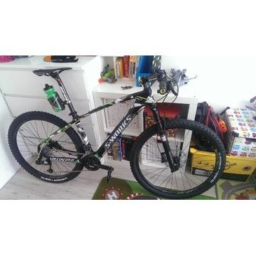 Rower karbon / carbon sram GX Sworks specialized
